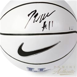 John Wall Signed Kentucky Wildcats Logo Basketball (Panini COA)