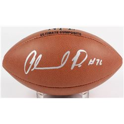Orlando Pace Signed NFL Football (Beckett COA)