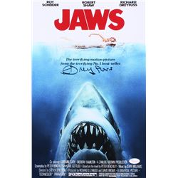 "Richard Dreyfuss Signed ""Jaws"" 11x17 Photo (JSA Hologram)"