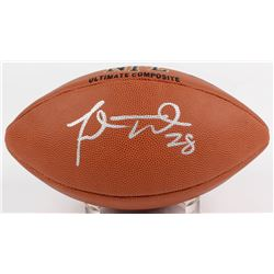 Fred Taylor Signed NFL Football (Beckett COA)