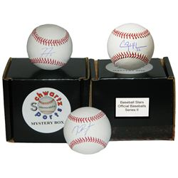 Schwartz Sports MLB Baseball Mystery Box - Series 2 (Limited to 300) - **Baseball Jersey Redemptions