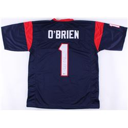 Bill O'Brien Signed Texans Jersey (Beckett COA)