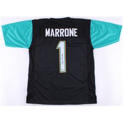 Doug Marrone Signed Jaguars Jersey (Beckett COA)