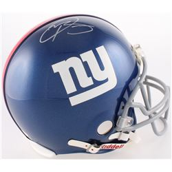 Odell Beckham Jr. Signed Giants Full-Size Authentic On-Field Helmet (JSA COA)