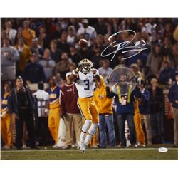 Odell Beckham Jr. Signed LSU Tigers 16x20 Photo (JSA COA)
