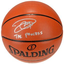 "Joel Embiid Signed Basketball Inscribed ""The Process"" (Fanatics)"