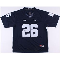 "Saquon Barkley Signed Penn State Nittany Lions Jersey Inscribed ""We Are!"" (JSA COA)"