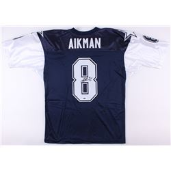 Troy Aikman Signed Cowboys Jersey (Aikman Hologram)