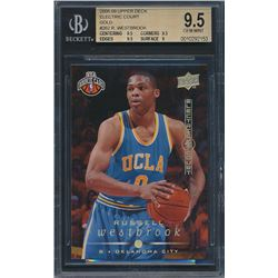 2008-09 Upper Deck #262 Russell Westbrook RC (BGS 9.5)