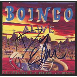 "Danny Elfman Signed ""Boingo Alive"" CD Album Booklet (JSA COA)"