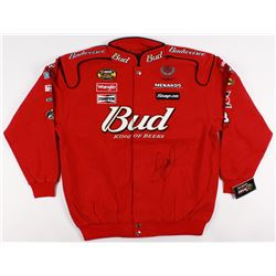 Dale Earnhardt Jr. Signed Chase Authentic Budweiser Driver's Suit / Jacket (Dale Jr. Hologram)