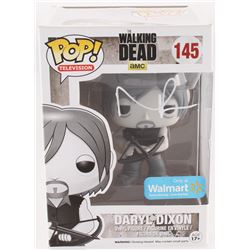 "Norman Reedus Signed ""Daryl Dixon"" #145 The Walking Dead Funko Pop Vinyl Figure (Radtke COA)"