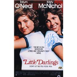 "Kristy McNichol Signed ""Little Darlings"" 11x17 Photo (MAB Hologram)"
