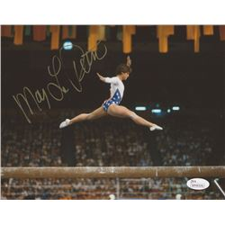 Mary Lou Retton Signed Team USA 8x10 Photo (JSA COA)