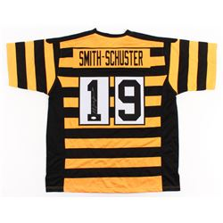 JuJu Smith-Schuster Signed Steelers Throwback Jersey (JSA COA)