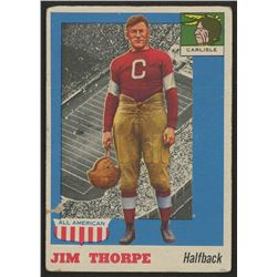 1955 Topps All American #37 Jim Thorpe