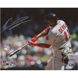 Rafael Devers Signed Red Sox 8x10 Photo (Fanatics Hologram  MLB Hologram)