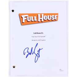 "Bob Saget Signed ""Full House: Our Very First Episode"" Full-Episode Script (JSA COA)"