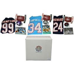Football Collection Mystery Box - Series 1 (Limited to 100) (4 Autographs/ 2 Hall of Famers Per Box)