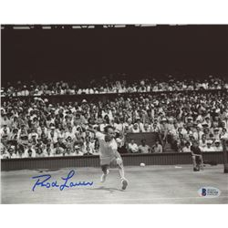 Rod Laver Signed 8x10 Photo (Beckett COA)