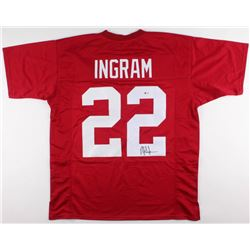 Mark Ingram Signed Alabama Crimson Tide Jersey (Beckett COA)