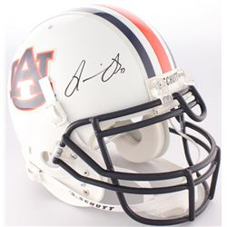 Ronnie Brown Signed AU Tigers Full-Size Authentic On-Field Helmet (Radtke COA)