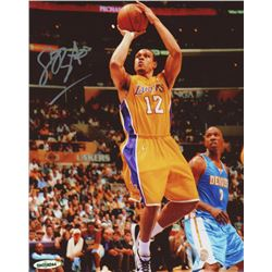 Shannon Brown Signed Lakers 8x10 Photo (UDA COA)