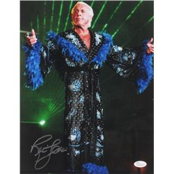Ric Flair Signed 11x14 Photo (JSA Hologram)