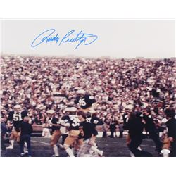 Rudy Ruettiger Signed 16x20 Photo (JSA COA)