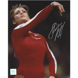 Shannon Miller Signed 8x10 Photo (Super Star COA)