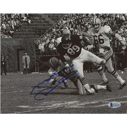 Mike Ditka Signed Bears 8x10 Photo (Beckett COA)
