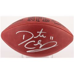 Daunte Culpepper Signed NFL Football (Fanatics Hologram)