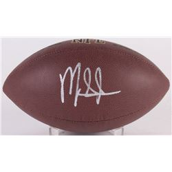 Mark Ingram Jr. Signed NFL Football (Beckett COA)