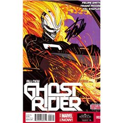 "Stan Lee Signed ""Ghost Rider"" Comic Book (Stan Lee COA)"