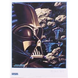"Greg Hildebrandt Signed ""Star Wars: Shadows of the Empire"" 18"" x 24"" Poster (PA LOA)"