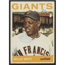 1964 Topps #150 Willie Mays