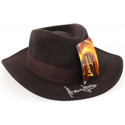 "Harrison Ford Signed ""Indiana Jones"" Officially Licensed Replica Hat (Radtke Hologram)"
