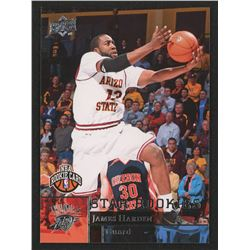 2009-10 Upper Deck #227 James Harden SP RC