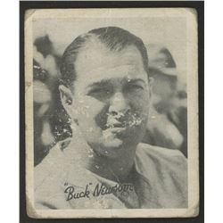 1936 Goudey Black and White #22 Bobo Newsom XRC