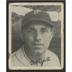 1936 Goudey Black and White #5 Dolph Camilli