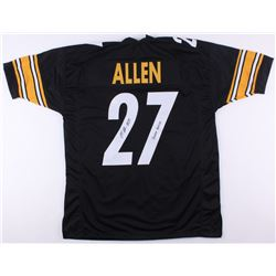 "Marcus Allen Signed Steelers Jersey Inscribed ""Steeler Nation"" (TSE COA)"