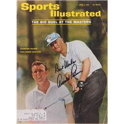 "Arnold Palmer Signed Sports Illustrated Magazine Inscribed ""Best Wishes"" (JSA COA)"