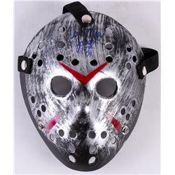 "Derek Mears Signed ""Friday the 13th"" Mask Inscribed ""F13th '09""  ""Jason"" (Legends COA)"