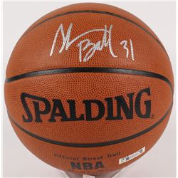 Shane Battier Signed Basketball (Beckett COA)