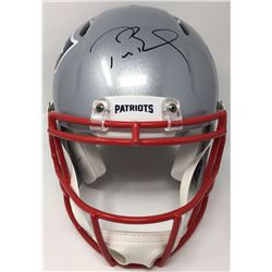 Tom Brady Signed Patriots Super Bowl 51 Limited Edition Authentic On-Field Speed Helmet (Tristar Hol
