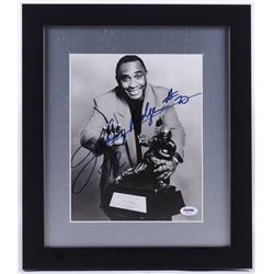 "Johnny Rodgers Signed 13x15 Custom Framed Photo Inscribed ""'72"" (PSA COA)"