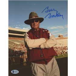 Bobby Bowden Signed Florida State Seminoles 8x10 Photo (Beckett COA)