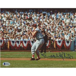 Brooks Robinson Signed Orioles 8x10 Photo (Beckett COA)