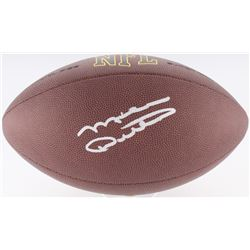 Mike Ditka Signed NFL Football (JSA COA)