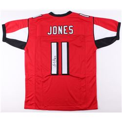 Julio Jones Signed Falcons Jersey (JSA COA)